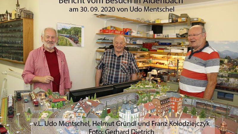 Besuch in Aidenbach
